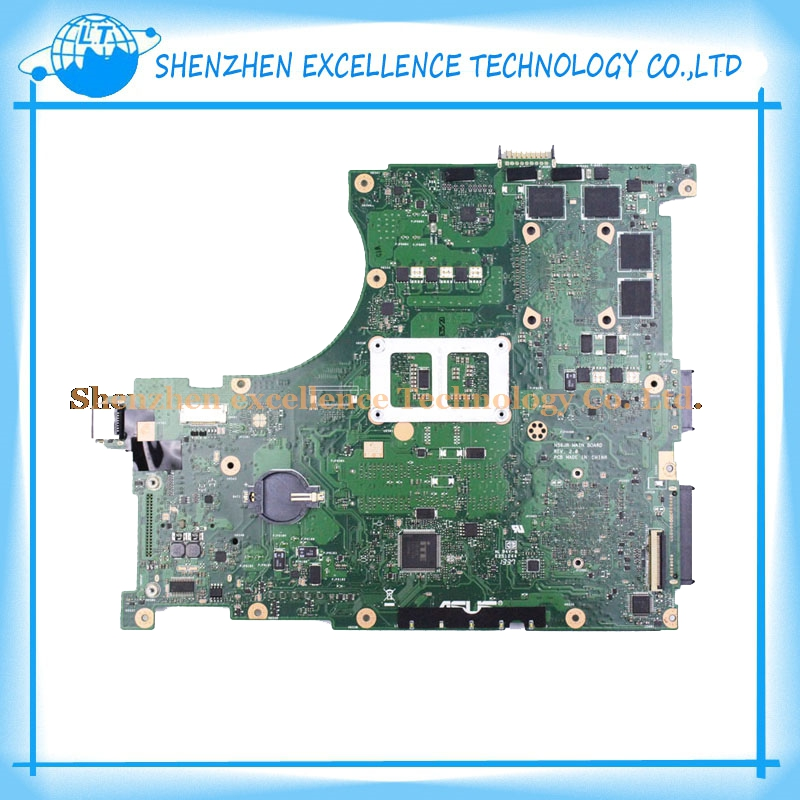 N56JR laptop motherboard For Asus With I7 CPU with high quality(China (Mainland))