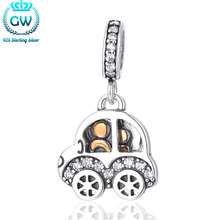 Buy 925-Sterling-Silver Car-styling Charm Travel Tools Bracelets & Bangles Beads Jewelry Findings & Comonents S296 for $9.02 in AliExpress store