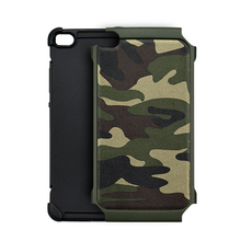 """Fashion Camo Phone Case For Huawei P8  5.2 """" Hybrid Plastic TPU Hard Cover Camouflage Style Armor Protector"""
