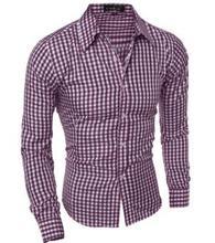 Men Shirt 2016 Fashion Brand Of Men'S Body Summer Breathable a thin Section Hawaiian Long-Sleeved Shirt(China (Mainland))