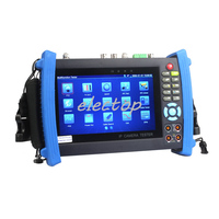 7 inch Touch Screen 1080P HDMI IP Camera CCTV Tester/POE Test/WIFI Optical Power Meter TDR 8600MOVT Electop
