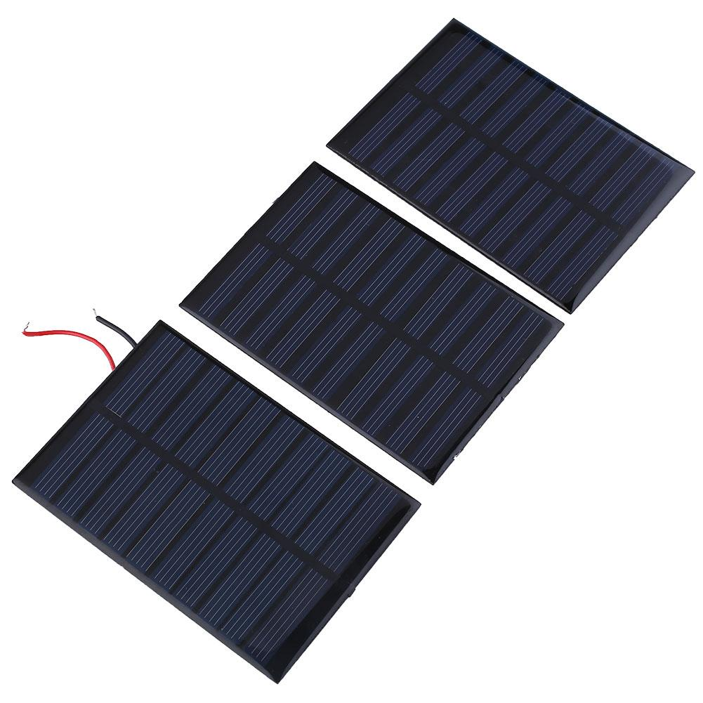 NEW 5V 0.8W 160mA Solar Power Panel Battery power charger Module DIY Cell boat home Mini DIY Solar Panel Portable Power(China (Mainland))