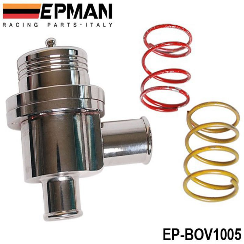 Гаджет  EPMAN Blow off valve For VW BOV EP-BOV1005 Silver 14PSI 25MM None Автомобили и Мотоциклы