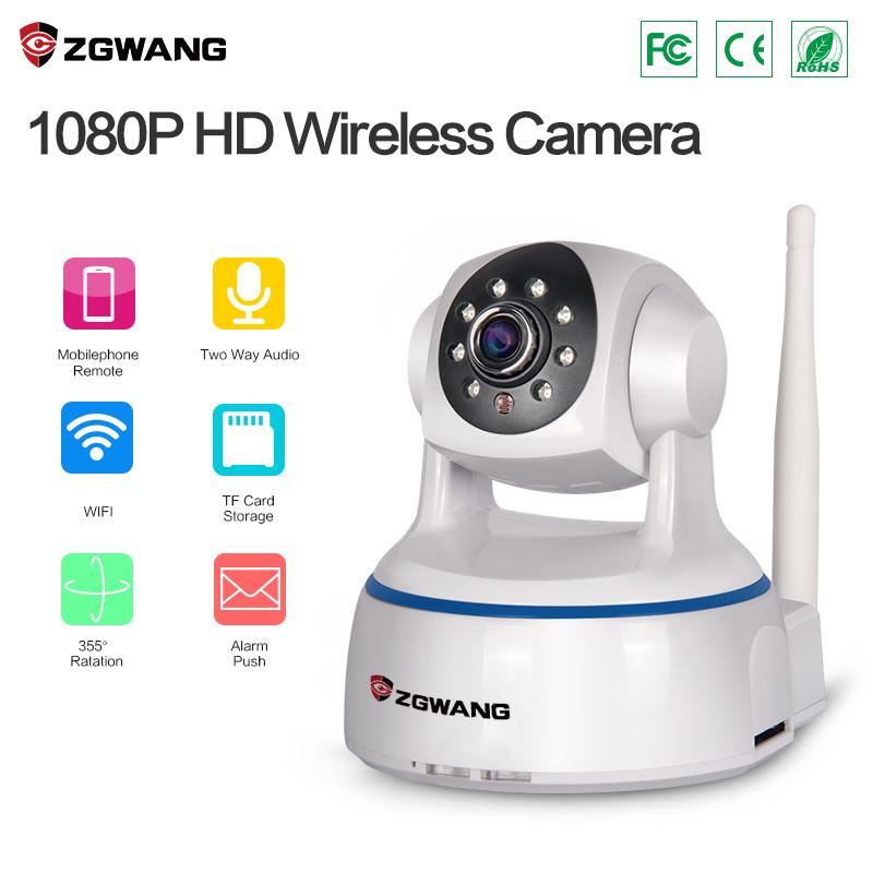 Фотография ZGWANG Y20 HD 1080P Wireless IP Camera Wifi Onvif Night Vision Surveillance Security CCTV Network Wi Fi IP Camera P2P Indoor IP
