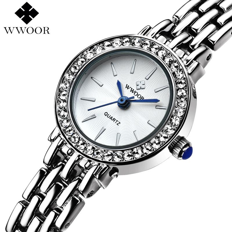 Top Brand Women Quartz Bracelet Watch Women Dress Watches