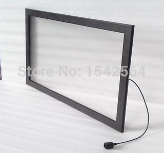 17 inch infrared 2 points IR touch screen overlay kit for lcd touch screen monitor(China (Mainland))