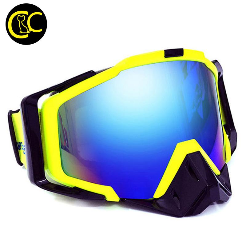New Genuine Brand Ski Goggles Double lens Anti-fog big Spherical Snow Ski glasses Unisex Motocross Snowboard Goggles CC0428Одежда и ак�е��уары<br><br><br>Aliexpress