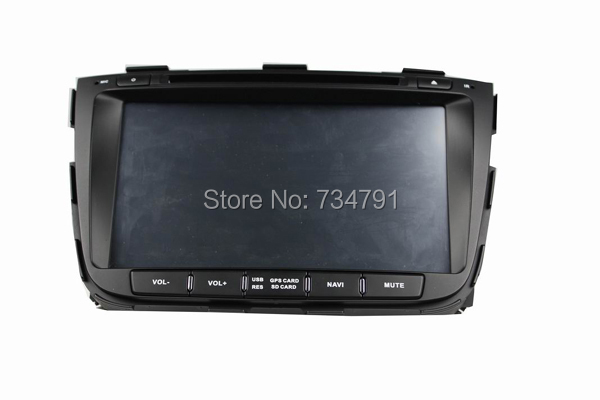 8 inch Special Car DVD Player GPS KIA SORENTO 2013 Bluetooth,Ipod,Radio,3G usb host - guangzhoug joemy auto lights store