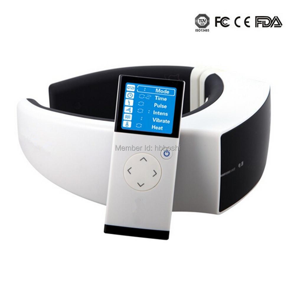 Hot selling China Products Wholesale heating impulse vibration neck kneading massager(China (Mainland))