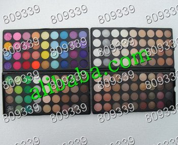 Wholesale-Hot New 72 color shadow eyeshadow Makeup Palette ( 10 pcs /lot) + gift
