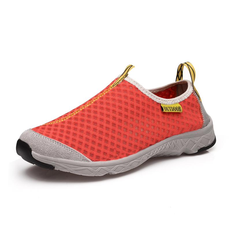 mens breathable shoes slip on sport sneakers new 2015