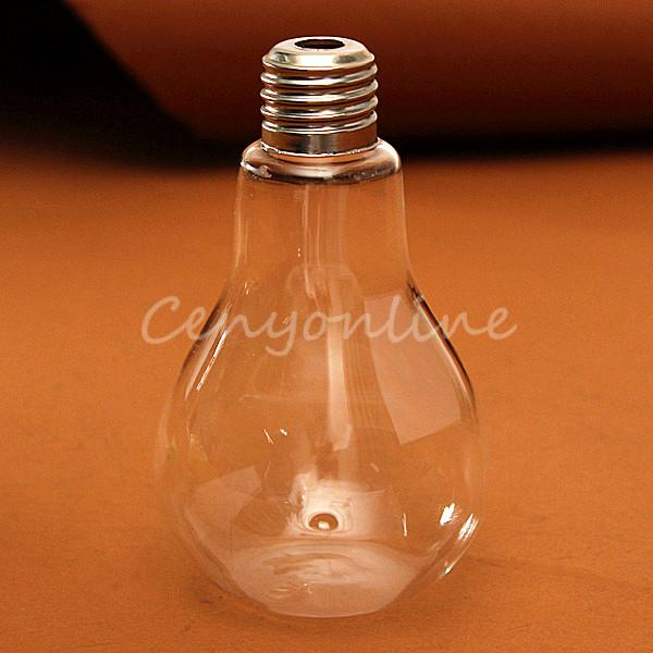 Best Price Bulb Light Glass Plant Flower Vase Hydroponic Container Home Wedding Party Decor(China (Mainland))