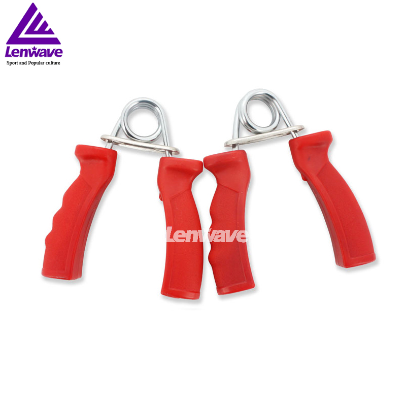 2pcs/lot hand exerciser heavy grip gripper forearm fitness equipment Lenwave Brand Free Shipping(China (Mainland))