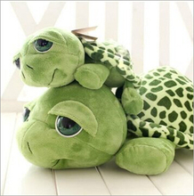 1pcs 20cm Love Apartment lovely Big Eyes Small Turtle Tortoise Doll Baby Toy Cute Doll Plush Toys Girls Gifts free shipping(China (Mainland))