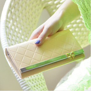 Free Shipping New Fashion Women Coin Purse Soft PU leather Lady Coin Purses Money Case Ms Candy Color Purse Women Wallet,qb-028(China (Mainland))