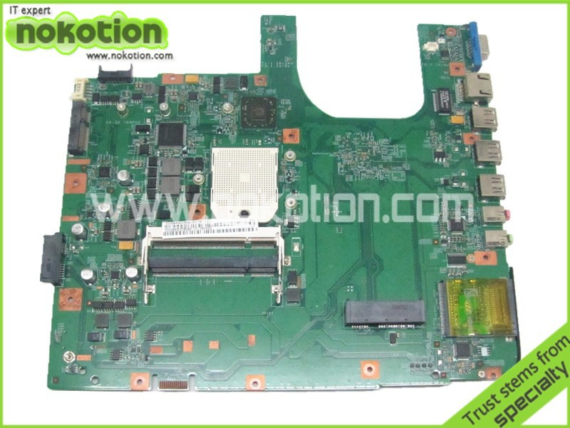 MB.AUA01.001 Laptop motherboard For Acer Aspire 5535 AMD ddr2 Socker S1 MBAUA01001 48.4K901.021 554K901001G(China (Mainland))