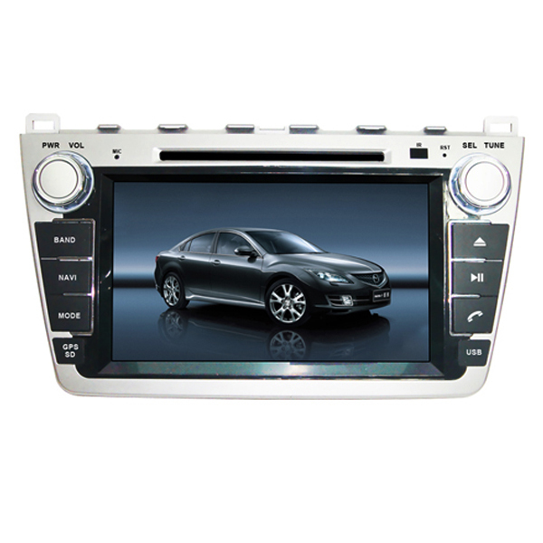 Wholesales price CS-M006 Car DVD player with GPS for MAZDA 6(China (Mainland))