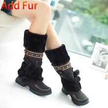 KARINLUNA ใหม่รองเท้าสตรีกว้าง Med Heel 3.5 (China)
