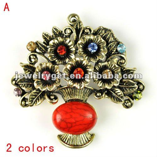 Fashion Basket of flowers shaped charms, Cute jewelry accessories, pt-552<br><br>Aliexpress
