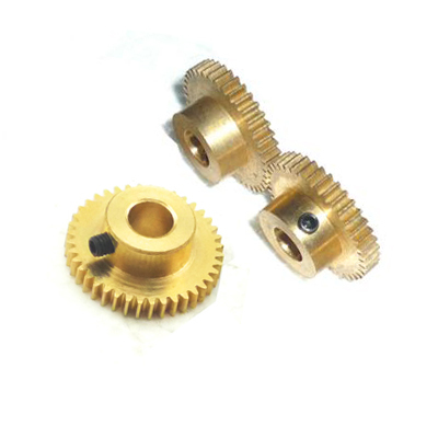 Model motors and gears