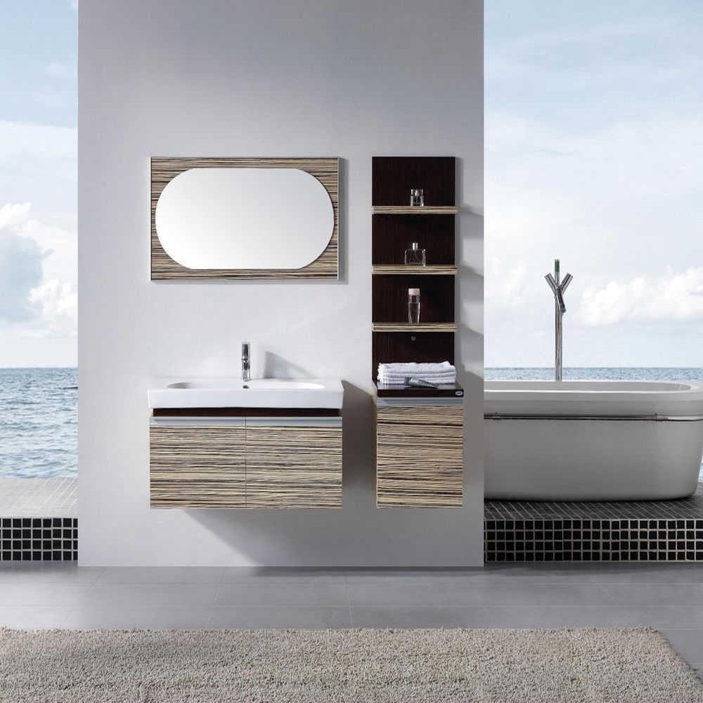 Vanite salle de bain pas cher Mur salle de bain pas cher