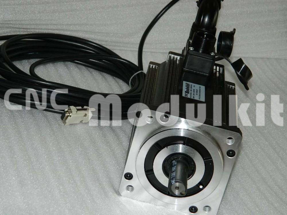 Двигатель переменного тока Shanghai Electric Capital AC 1 130SM15015 & KT270H30 2.3kw 15 2500CPR MODULKIT