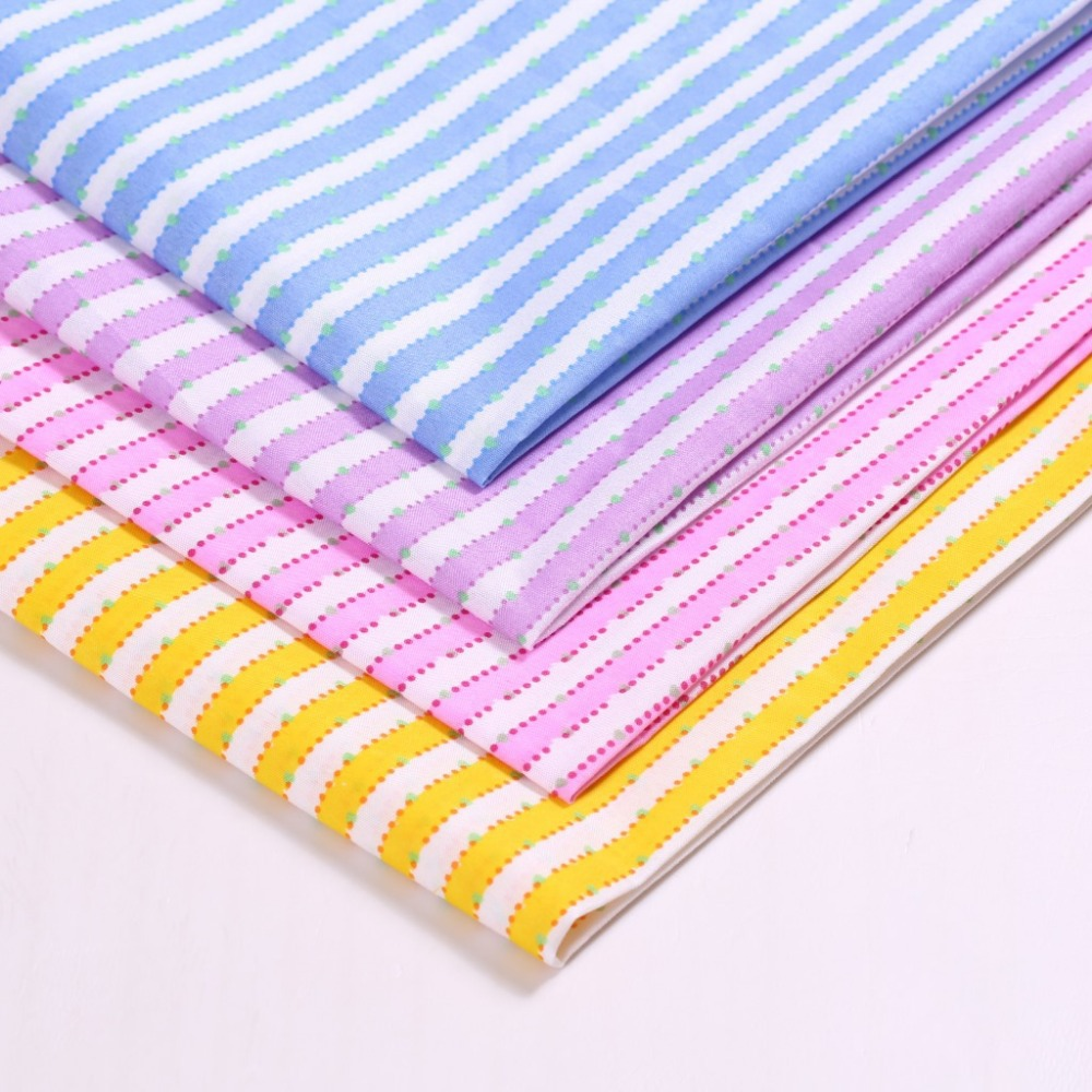 150cm wide strips polyester fabric wholesale high quality for Cheap fabric material