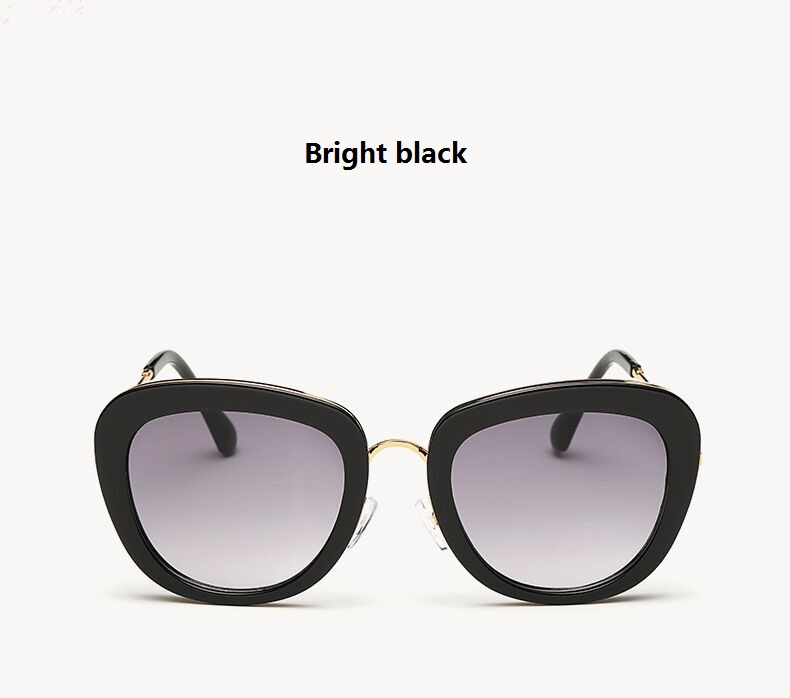Sunglasses Women Brand Designer Oculos de Sol Feminino Sunglasses 2017 Ladies Round Outdoors Vintage Sun Glasses Female Oculos