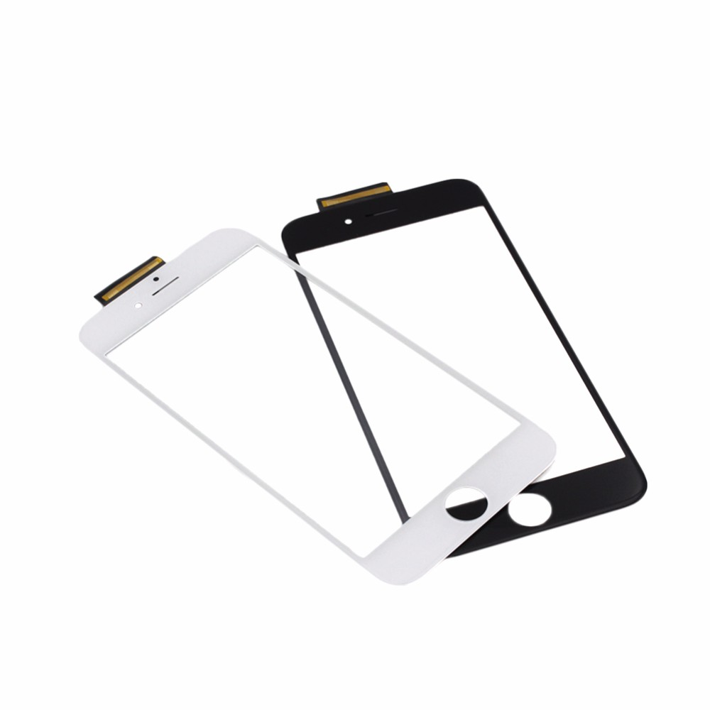 Touchscreen Panel Glass For iphone 6s / 6splus Touch Screen LCD Digitizer Display Lens For iphone6splus Replacement Parts Repair(China (Mainland))