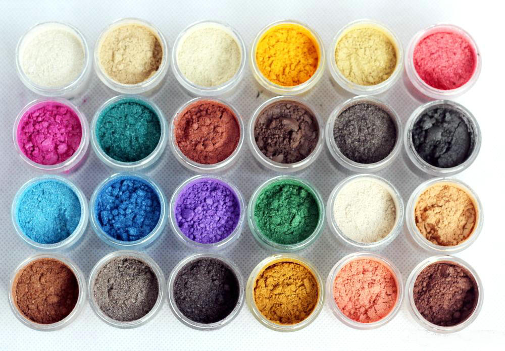 24PCS Brand Makeup 7.5g Pigment Eyeshadow /Single Loose Eye Shadow With English Name 24 Different Colors Free Shipping(China (Mainland))