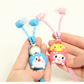 Cartoon Jingle Cats Stitch Minions Melody Music Earbuds Zipper Inear Earphone For Iphone MP3 Phone Best