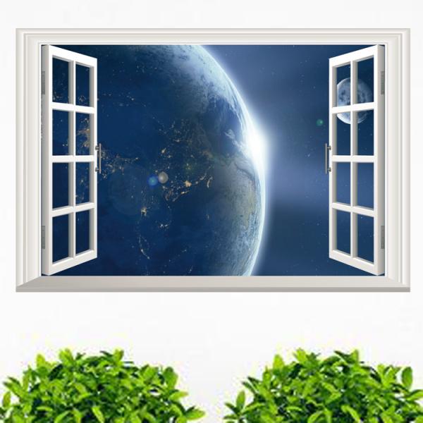 affreschi murali finestre finte : Windows Murales Promozione-Fai spesa di articoli in promozione Windows ...