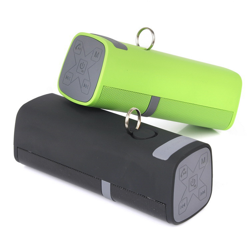 6W HIFI Bluetooth Speaker Portable Travel Stereo Super Bass caixa de som Speakers TF FM USB Subwoofer Boombox For Mobile Phones(China (Mainland))