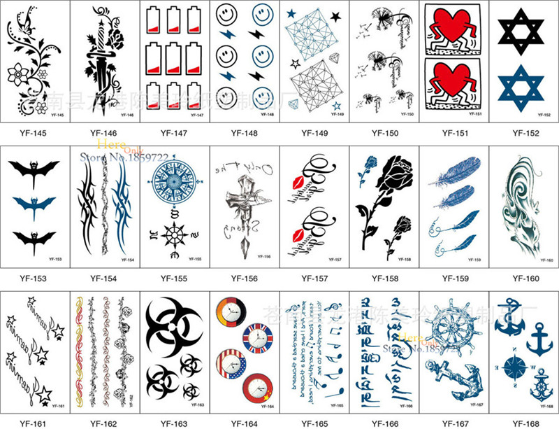 1PC basketball Player Temporary Tattoo Men Body Art Flash Waterproof Removable Tattoo Paste HYF-095 Boys Tattoos Christmas Gifts