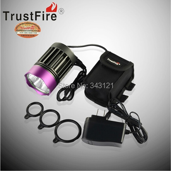Free shipping TrustFire TR-D014 7 X CREE XM-L2 LED 3 Mode 3200Lm Bicycle Light(1SET)<br><br>Aliexpress