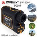 SNDWAY 600M 900M 1200M 1500M Scope Meter Speed Measurer Rangefinder 8x Distance For Outdoor Sports Free