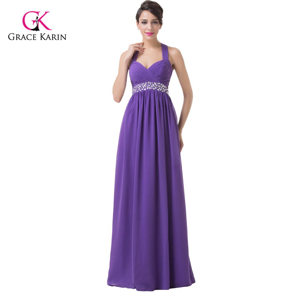 Purple Bridesmaid Dresses Cheap