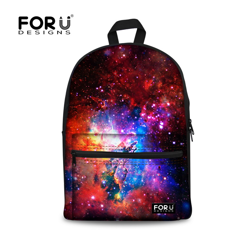 fashion children school bags men women galaxy sports backpacks for teenagers boys students canvas schoolbag kid book bag mochila(China (Mainland))