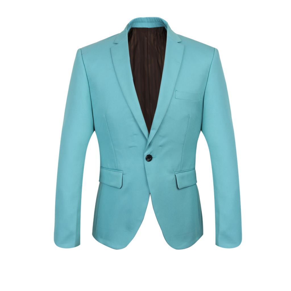 Men Blazer Suit Jacket Slim fit Fashion blaser masculine high quality casual green blazer jacket for Men Korean big size