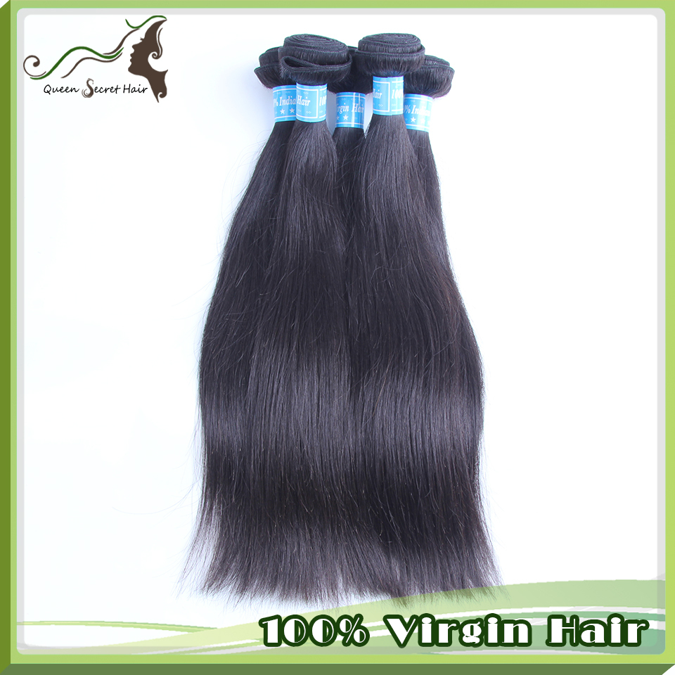Cheap Virgin Indian Hair Extensions 100