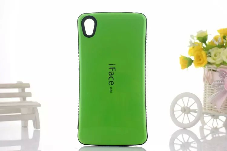 iFace Candy Color phone cases Sony Xperia Z4 Shockproof Back Cover Sony Z4 (Z3+Dual ) case dropproof Shell 12 colors