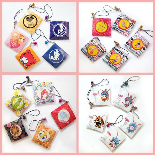 Free shipping 20 pcs New Cartoon Condoms Mobile pendants,key chains,cell phone strapes,charms,best promotion gifts!!(China (Mainland))