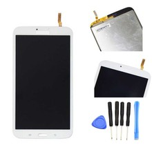 For Samsung Galaxy Tab 3 8.0 SM-T310 T310 WIFI white Assembly LCD Touch Digitizer free tools(China (Mainland))