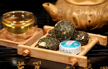 15 Kinds Different Flavors Tasting Tea Puer Mini Cake Beauty Slimming Personal Care Health Products Chinese