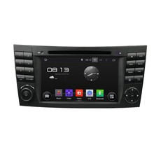 A9 HD 1024*600 Quad Core 16GB Flash Android 5.1.1 Car DVD Player Radio GPS Navi Stereo for Mercedes-Benz E-Class W211 W219 W463