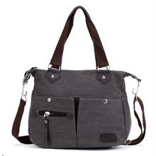 2016 Canvas Crossbody Bags Women Messenger Bags Floral Printing Small Shoulder Bag Ladies Summer Bags Waterproof