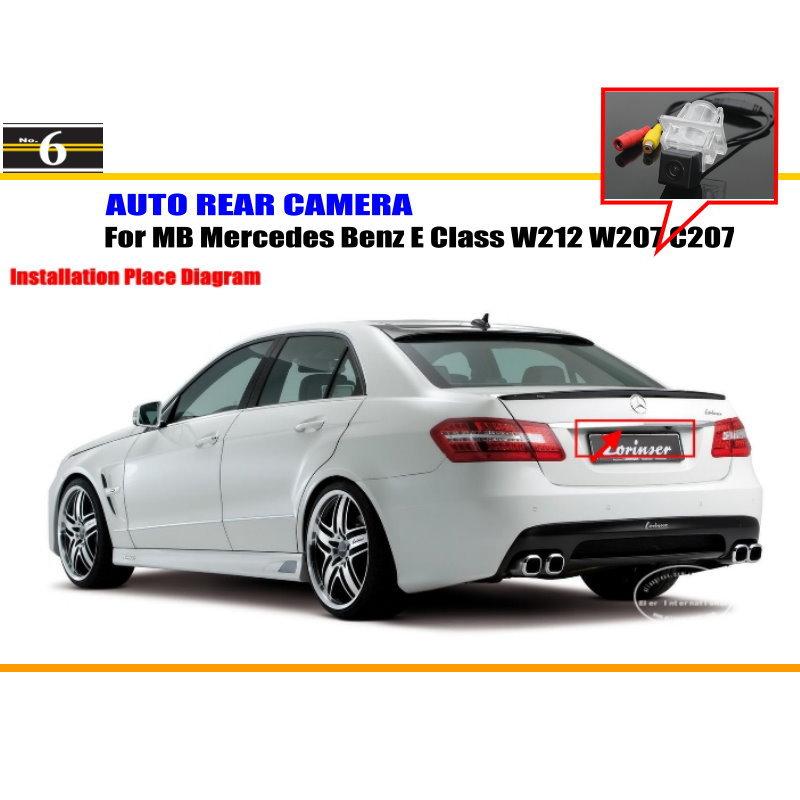 Buy car parking camera reverse mercedes benz e class for Mercedes benz parking
