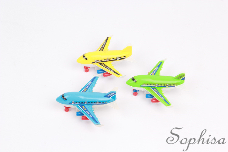 (Mix minimum order $5) The simulation pull back plane model/Children's toys wholesale/Gifts for children(China (Mainland))