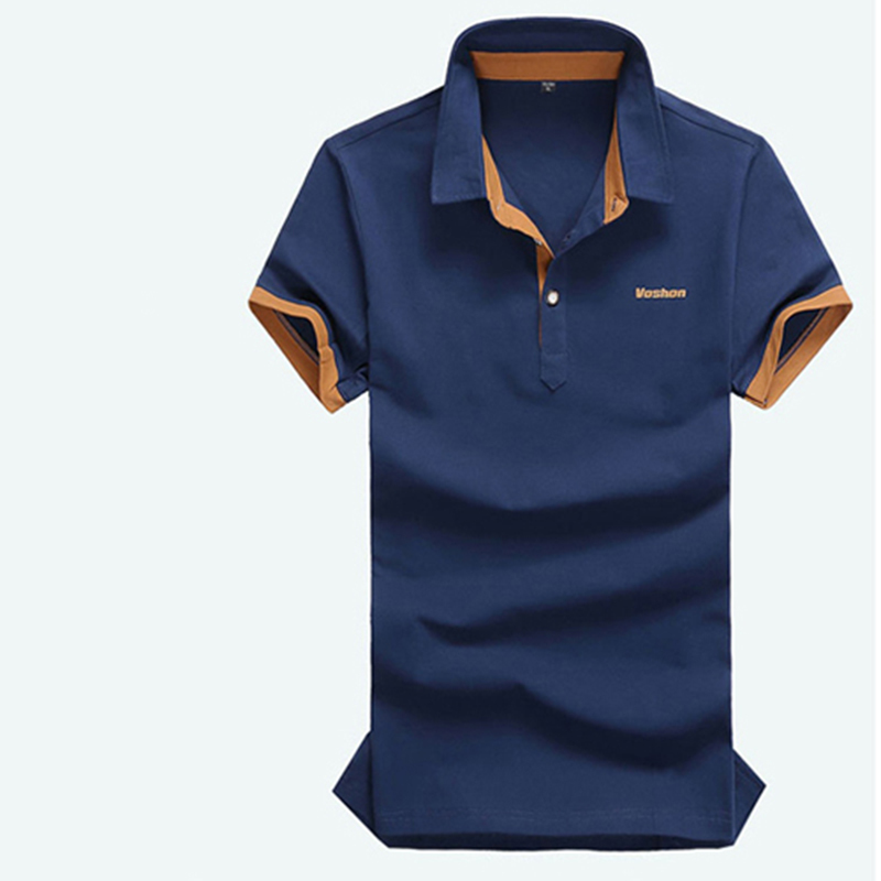 Hot sale 2015 fashion classical solid polo shirts men for Men polo shirts on sale