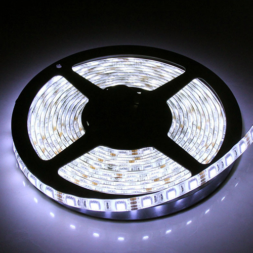 New Hot Sale 5M 500CM 5050 SMD RGB 300 LED Flexible Tape Roll Strip Light DIY 12V #48140(China (Mainland))
